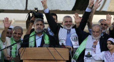 HAMAS SEES THE START OF A NEW INTIFADA