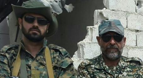 SEVERAL IRANIAN COMMANDERS KILLED IN SYRIA