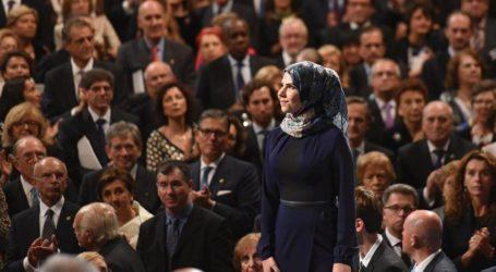 MUSLIM WOMAN NAMED PRINCESS OF ASTURIAS