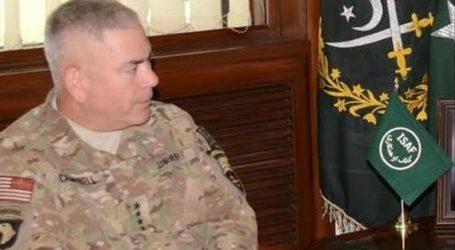 TOP US GENERAL SAYS NEW PLAN NEEDED IN AFGHANISTAN