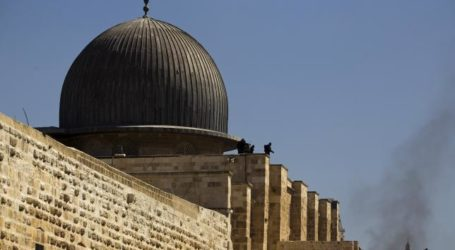 PALESTINIAN OFFICIALS EXCELLENT SUGGESTION TO AL QUDS