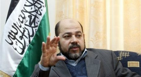 ABU MARZOUK CALLS ON LEBANON TO SUPPORT PALESTINIAN INTIFADA