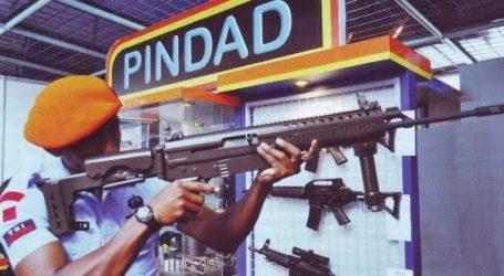 MORE COUNTRIES PURCHASE WEAPONS FROM PT PINDAD INDONESIA