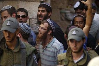 PALESTINIAN GIRL SHOT BY JEWISH SETTLER IN EAST JERUSALEM