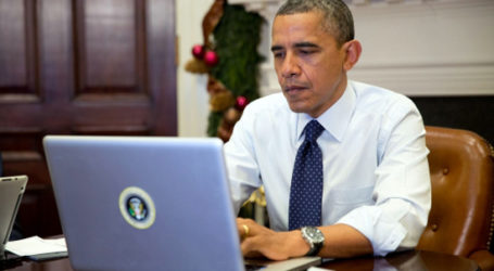 OBAMA TURNS TO CROWDFUNDING TO AID REFUGEES