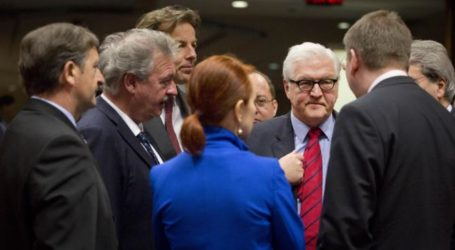 EU FOREIGN MINISTERS TO FOCUS ON TURKEY