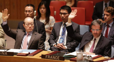 FRANCE PUSHES FOR INT'L TROOPS ON AL QUDS