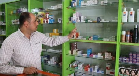 HEALTH MINISTRY CALLS FOR URGENT ACTION TO SOLVE GAZA MEDICINAL STOCK CRISIS