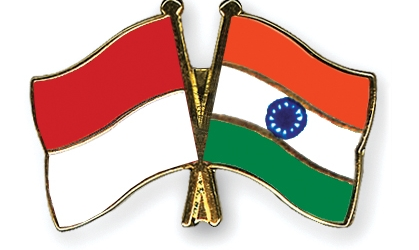 INDONESIA, INDIA TO INCREASE BILATERAL COOPERATION