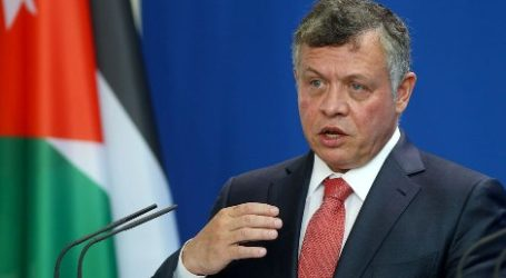 Jordan's King Cancels Romania Visit after Decision to Move Embassy to Jerusalem