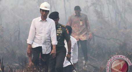 JOKOWI SHORTENS US VISIT DUE TO HAZE CRISIS