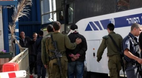 ISRAEL EXTENDS REMAND OF 122 PALESTINIANS