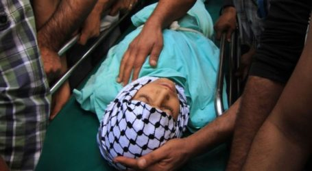 PALESTINIAN CHILD KILLED IN IOF SHOOTING