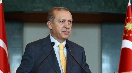 ERDOGAN: TERROR WON'T DETER TURKEY FROM CENTENARY GOALS