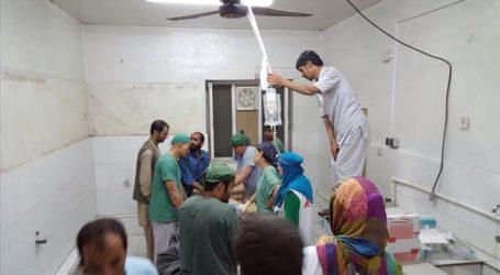 AT LEAST 19 KILLED' IN AFGHANISTAN KUNDUZ AIRSTRIKES