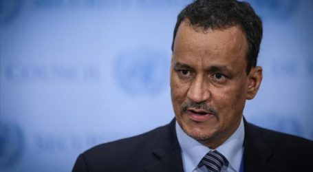 UN ENVOY SAYS DATE FOR YEMEN PEACE TALKS TO BE SET SOON