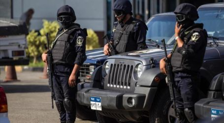 FOUR POLICEMEN KILLED IN TWO ATTACKS IN N. EGYPT, SINAI