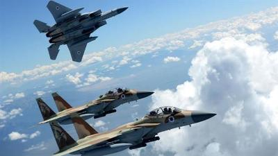 ISRAEL WARPLANES STRIKE NEAR SYRIA AIRPORT: REPORT