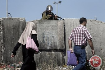 ISRAEL TO RESTRICT PALESTINIAN MOVEMENT IN GUSH ETZION AFTER SHOOTING