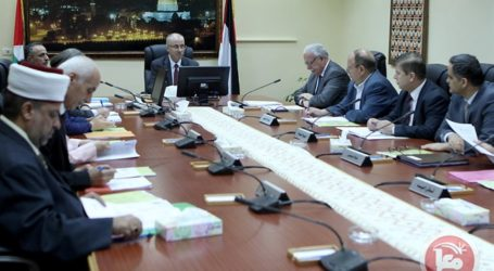 PA TO HOLD WEEKLY CABINET MEETING IN HEBRON