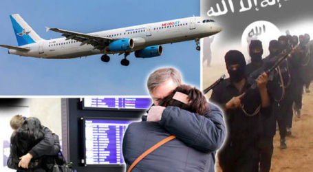 ISIL CLAIMS DOWNING RUSSIAN PLANE IN SINAI