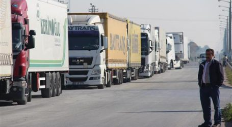 RUSSIA BLOCKED TURKEY EXPORT