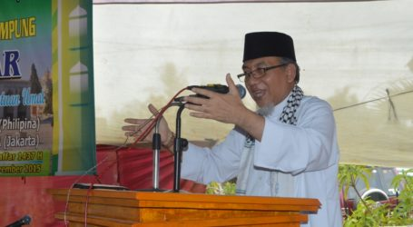 YAKHSYALLAH MANSUR: WORLD SHOULD LEARN SPREAD OF ISLAM IN INDONESIA