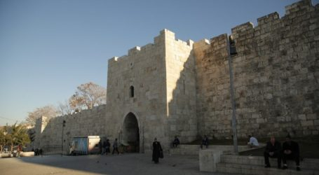 ISRAELI PLAN BUILD NEW OUTPOST FOR SETTLERS IN OLD CITY OF JERUSALEM