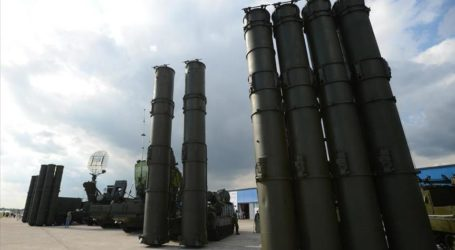 RUSSIA TO DELIVER S-300 AIR DEFENSE SYSTEM TO IRAN