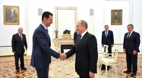 RUSSIA PLANS TO RESTORE ASSAD REGIME'S ECONOMY