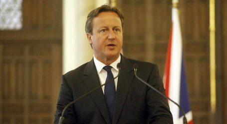 UK PM ABANDONS SYRIA AIRSTRIKE PLANS