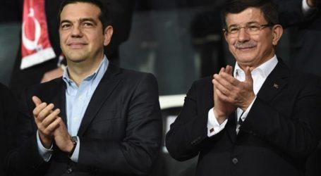 GREEK PM IN TURKEY TO DISCUSS REFUGEE CRISIS