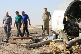 SISI: INVESTIGATIONS INTO RUSSIAN PLANE CRASH COULD TAKE MONTHS