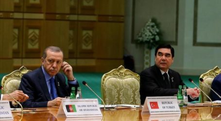ERDOGAN CALLS FOR GLOBAL UNITY TO RESOLVE CONFLICTS