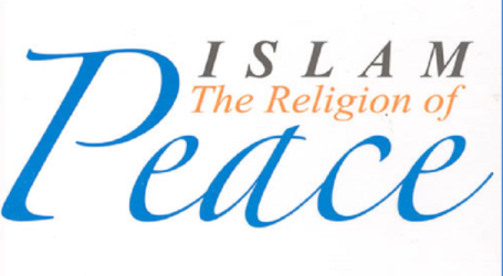 Islam is a Peace Religion, not Teaches Extremism