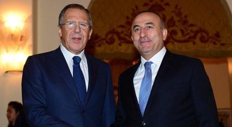 LAVROV AGREES TO MEET TURKISH FM