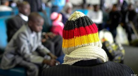 GERMANY ON COURSE FOR A MILLION ASYLUM SEEKERS IN 2015