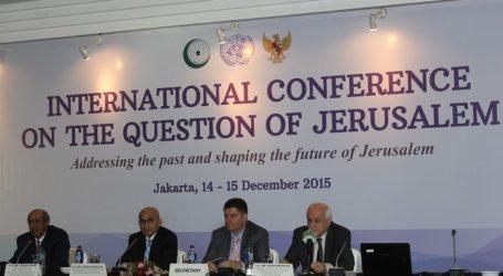 PALESTINE NEEDS INTERNATIONAL PROTECTION