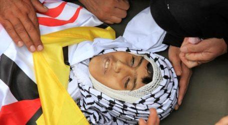 25 PALESTINIAN CHILDREN KILLED SINCE OCTOBER