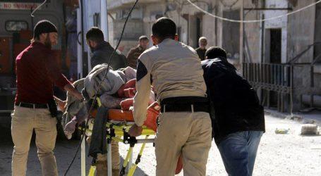 RUSSIAN AIRSTRIKES KILL 41 IN ALEPPO, INCLUDING 15 CHILDREN