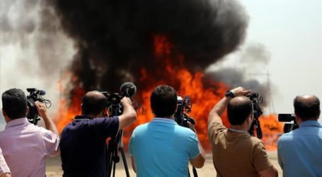 69 JOURNALISTS KILLED WORLDWIDE IN 2015: REPORT