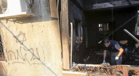 ISRAELIS INDICTED FOR DEADLY W.BANK ARSON ATTACK
