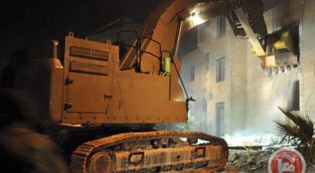 Israeli Authorities Demolish Palestinian Home in Silwan