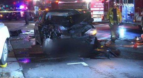 US DRUNK DRIVER KILLS SAUDI CONSULATE EMPLOYEE, INJURES 2 STUDENTS