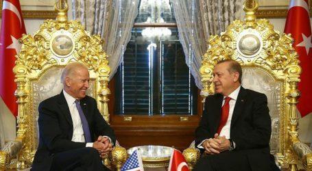 Biden Reiterates U.S. Support For Turkey In Anti-Terror Fight