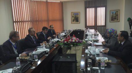 Indonesia-Turkey Enhance Cooperation To Overcome Terrorism