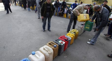 Israel Bans All Imports To Gaza Except Food, Medicine