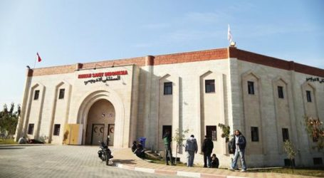 INDONESIA HOSPITAL IN GAZA IS THE FIRST BUILT IN A DECADE
