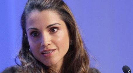 Queen Rania: Aid Boost Can Save Refugees From Extremists