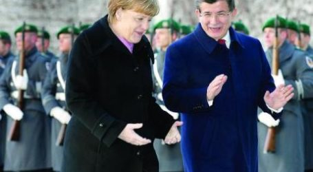 Turkey, Germany In Full Cooperation Against Terror, Turkish PM Says